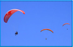 Para Gliding package