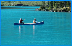 Kayaking and canoeing tour packages