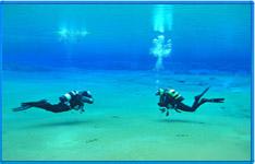 Scuba diving tour packages